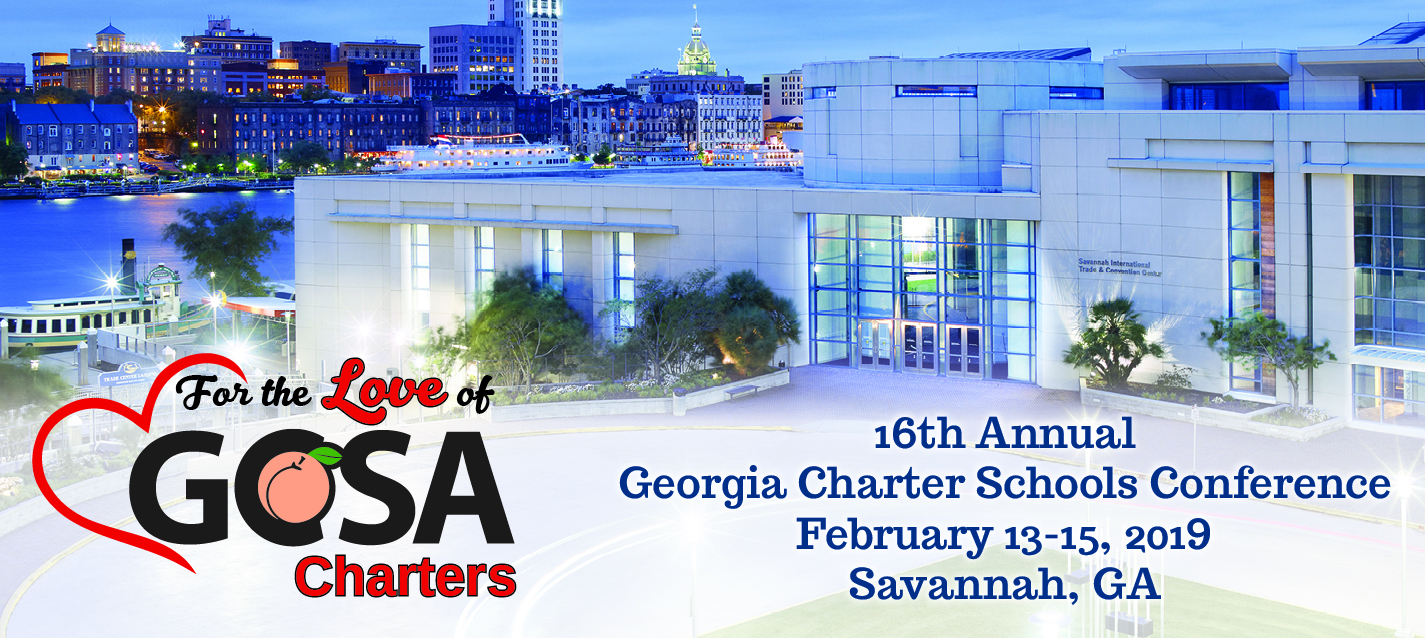 Georgia Charter Schools Conference 2019